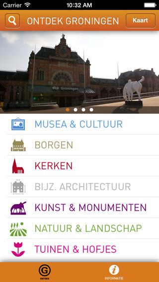 Ontdek Groningen