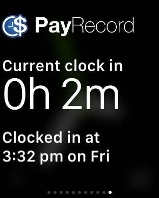 PayRecord iPhone Screenshot 6