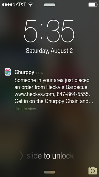 Churppy™ Green * Alert * Solutions G.A.S.