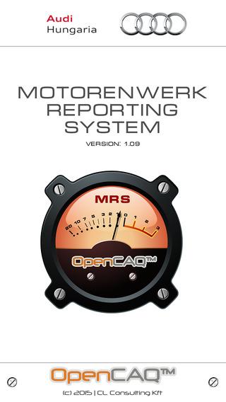 OpenCAQ™ - MRS