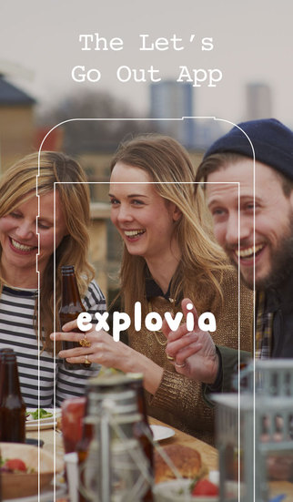Explovia – The Let's Go Out App