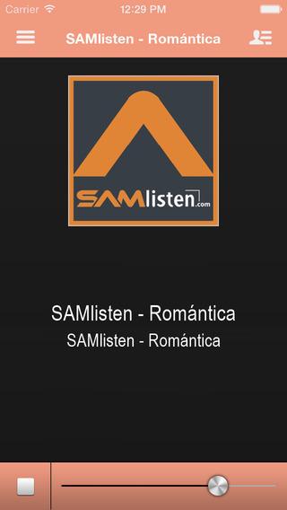 SAMlisten - Romántica