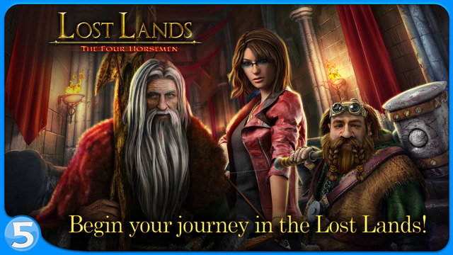 Lost Lands 2: The Four Horsemen HD