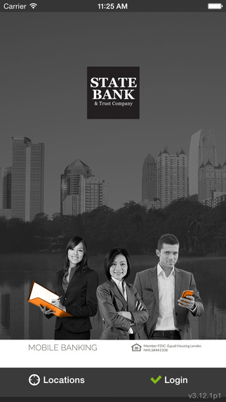 State Bank Trust - Mobile Banking