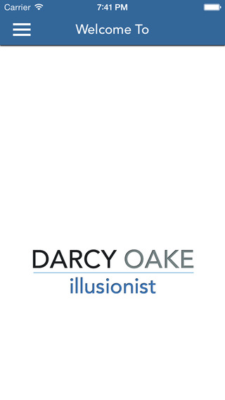 Darcy Oake Illusion