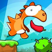 Game – Dino Rush [iOS]