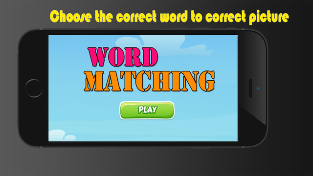 Word Matching for Kid