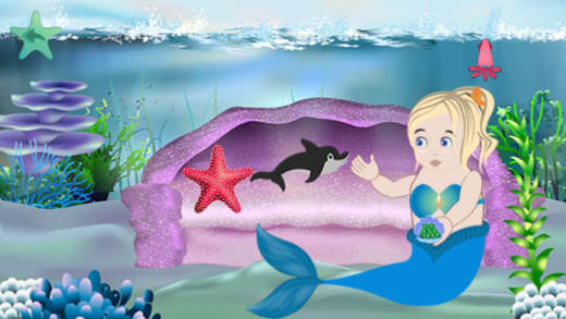 An Adventure Under The Sea: Baby Mermaids