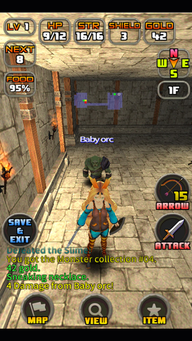Unity.Rogue3D screenshot 2