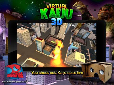 Virtual Kaiju 3Dscreeshot 1
