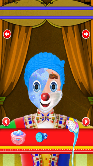 Joker Makeover And Dress up - clown games
