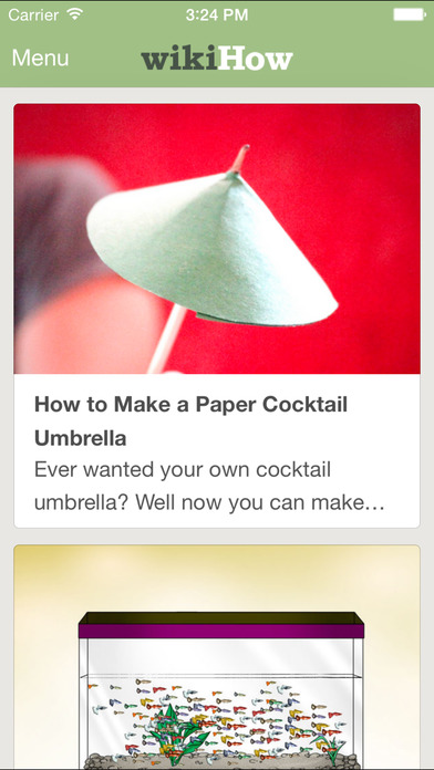 wikiHow Screenshot