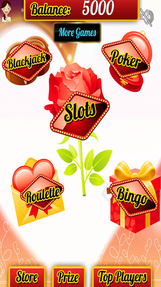 Cupid Heart of Rich-es Casino - Romance it and Hit the Jackpot Slots and Bonus Games Free