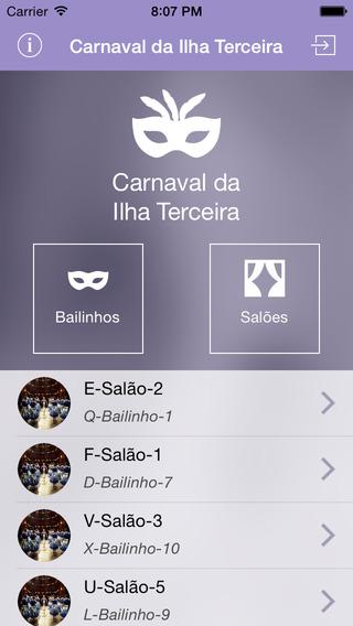 Bailinhos de Carnaval 2015 – Ilha Terceira - Açores