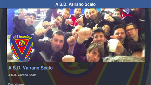 玩運動App|A.S.D. Vairano Scalo免費|APP試玩
