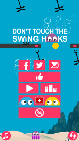 Don't Touch The Swing Hooks
