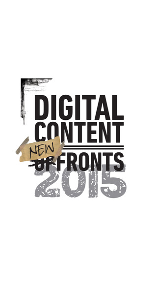 Digital Content NewFronts 2015