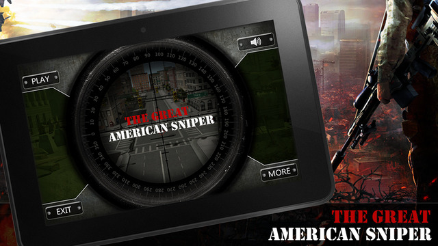 Great American Sniper - Aim and Kill Deadly Warriors of Evil Army With Best Sniper Guns
