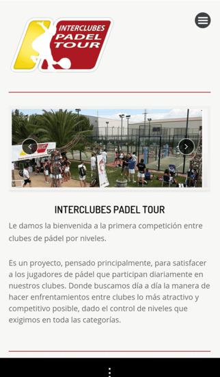 InterClubesPadelTour