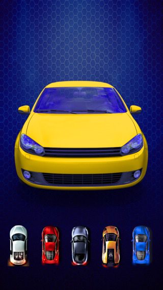 Swing Car Xtreme Race - A Free Car Road Racing game with Top HD Graphics Screenshot