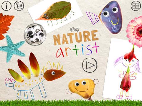 Tiny Nature Artist