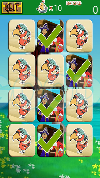 Matching Cards For Jake Neverland Pirates Version