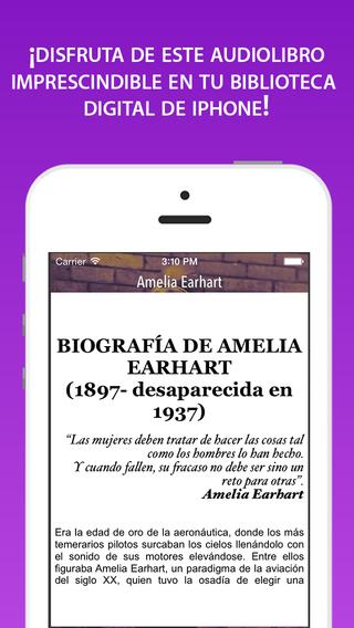 Amelia Earhart: La mujer aviadora
