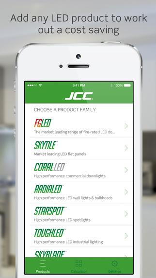 JCC Cost Saving Calculator