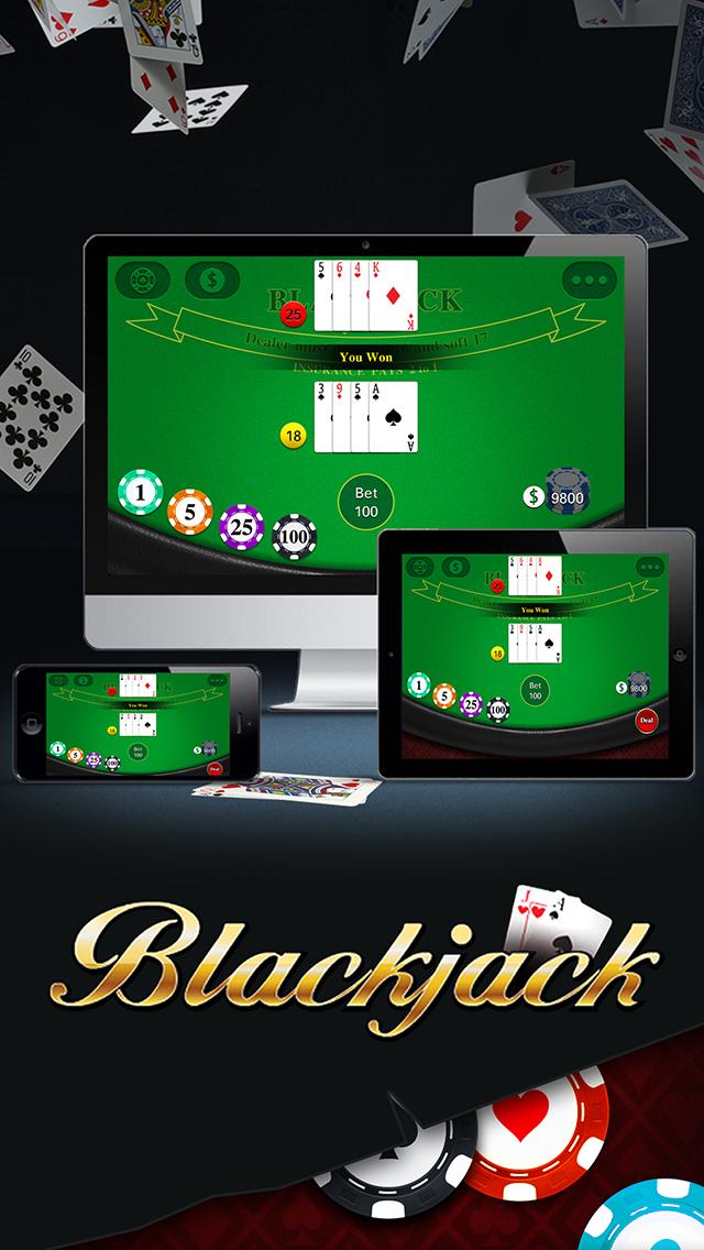 Blackjack fever