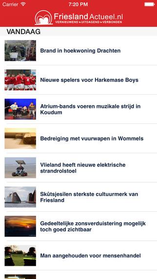 Friesland Actueel