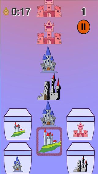 Sort the Castles