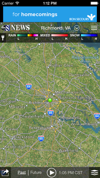 StormTracker - 8News weather for Richmond VA