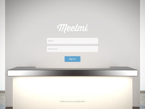 Meetmi - Visitor Registration