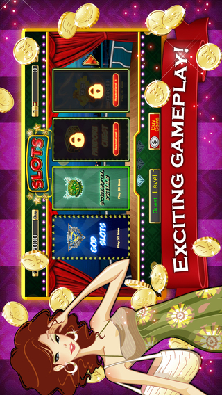 Ace Xtreme Lucky Slots: God of Gambler Casino Free