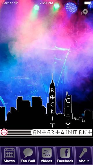 ROCKiT City Entertainment