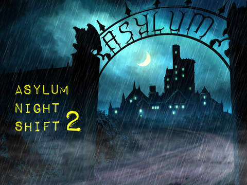 Asylum Night Shift 2 на iPad