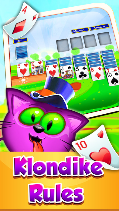 Spades Free - highly addictive solitaire spades card game SIM ...