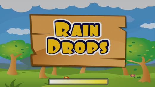 Rain Drops Math