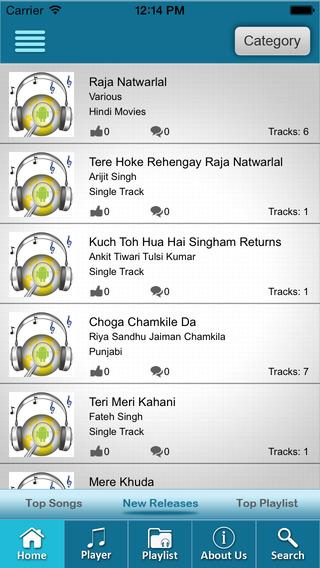 MPlay Unlimited Bollywood Hindi Punjabi and Indian Regional music