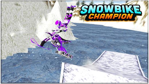 Snow Bike Champion