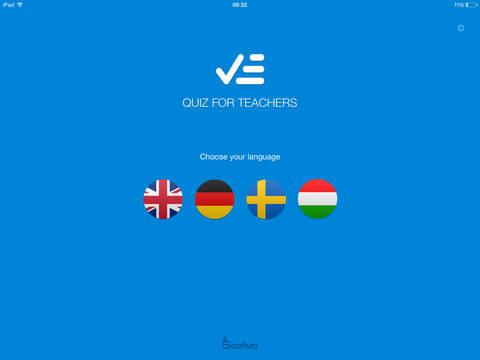 Quiz maker for teachers