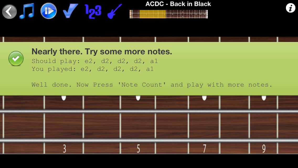 吉他低音区1234567位置图解