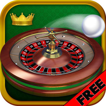 Royal Roulette casino wheel game Free 遊戲 App LOGO-硬是要APP
