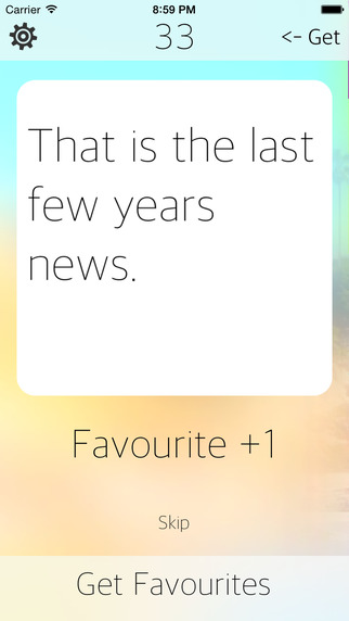 Get Favourites - Get more Twitter Favourites