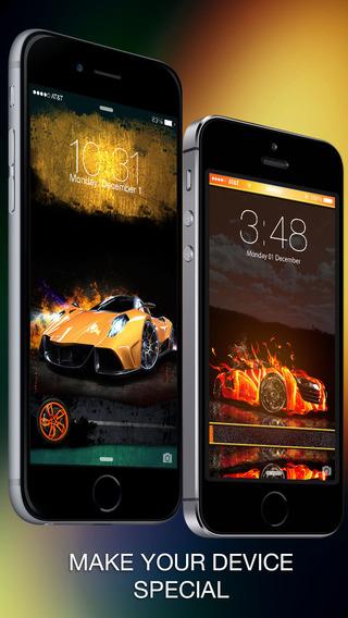Themes Guru - Custom LockScreen Theme Wallpapers With Creativity