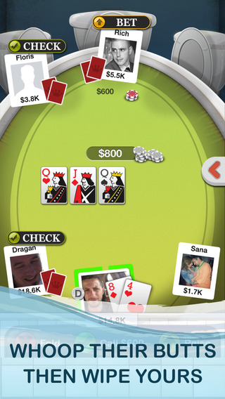 Live casino games online free