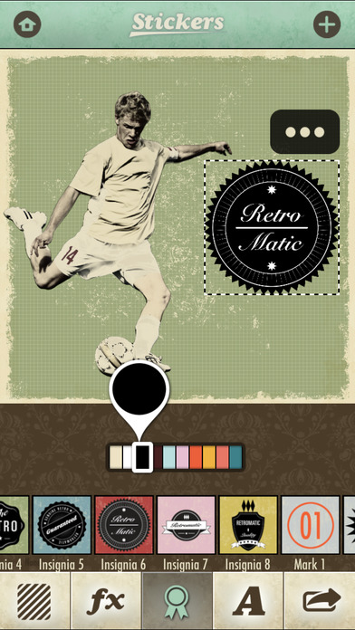 Retromatic 2.0 Screenshots