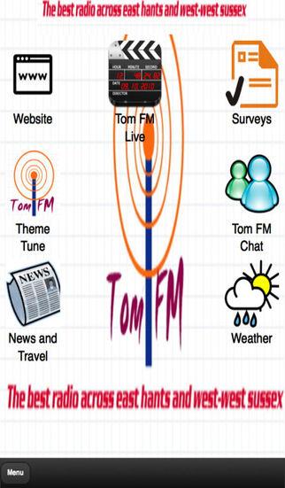 Tom FM Emsworth App