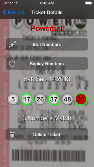 Lotto Results and Ticket Checker for Mega Millions Powerball and State Lottery Games - Lottotopia