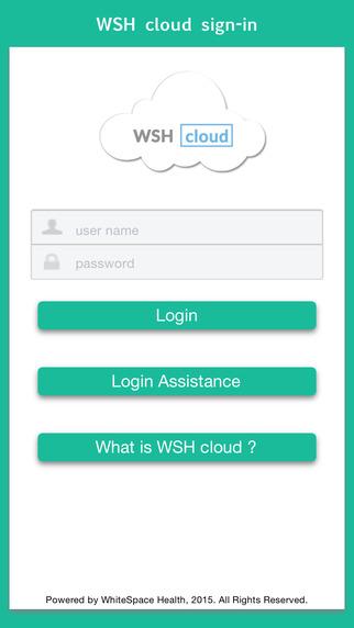 WSH cloud